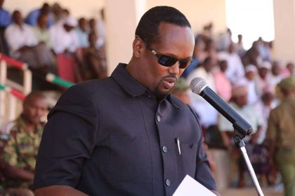 Court upholds Mandera governor Ali Roba's August victory