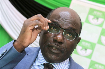 Chebukati's security could be restored on Friday - IEBC