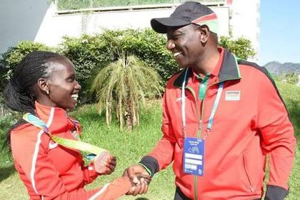 Kikuyus will back Ruto, says Waiguru