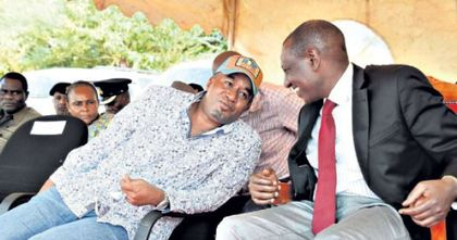 Governor Waititu's promise to DP Ruto ahead of 2022