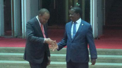 Feeling unwell, US state secretary cancels Kenya programme