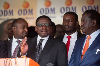 Why Raila and Moi held a closed door meeting