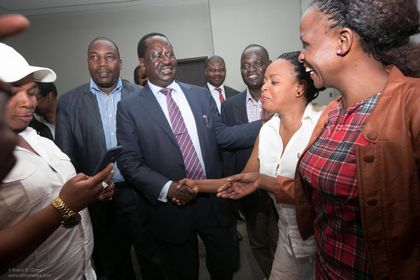 Trouble in paradise? Uhuru unfollows DP Ruto on Twitter