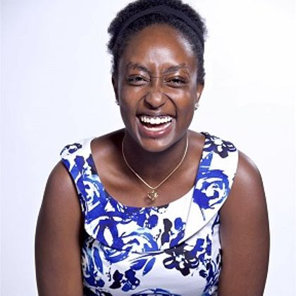 Image result for Kalonzo Musyoka's daughter – Damarie