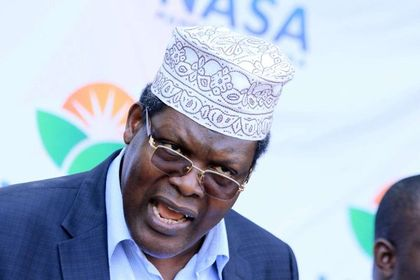 Kenya: Miguna Miguna Arrives in Nairobi
