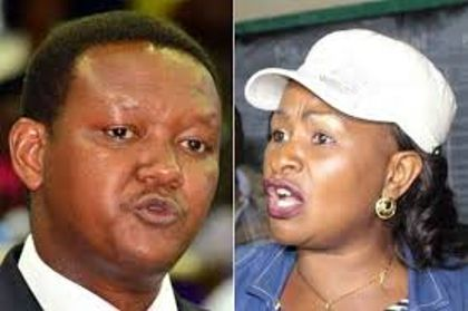 Blow to Wavinya as court upholds Mutua's win