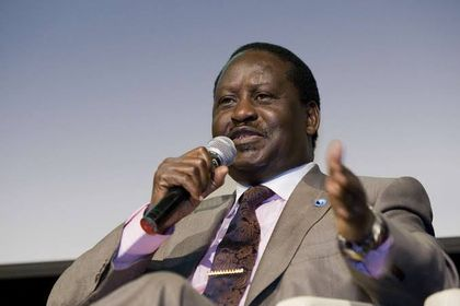 If it's death, let it be. Raila Odinga says on treasonous oath