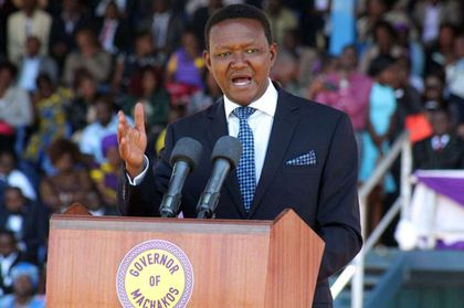 Wiper meeting a waste of time- Mutua