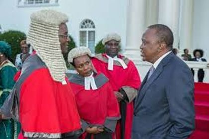 Jubilee party lists occasions when CJ Maraga proved unfit
