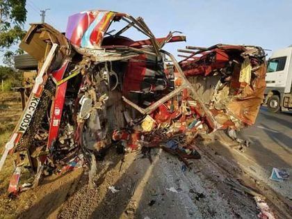 Road accident kills 30 in west Kenya