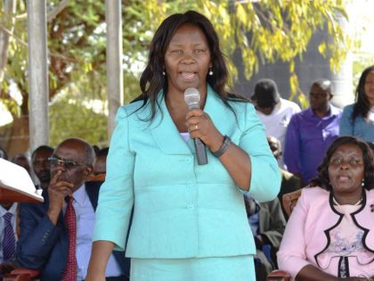 Nyenze's widow whitewashes opponents in Kitui West by-election