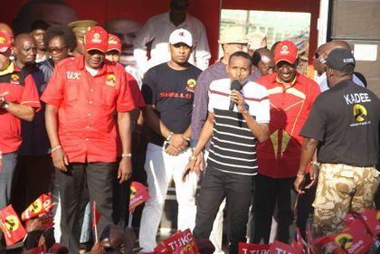Kenya: Ruto Hits Back Over Claims of Split With Uhuru On Cabinet