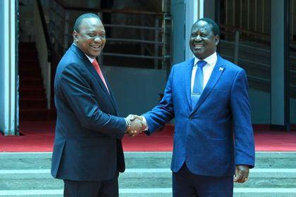 Kalonzo, Mudavadi, Wetangula meet in Karen without Raila — NASA Wrangles