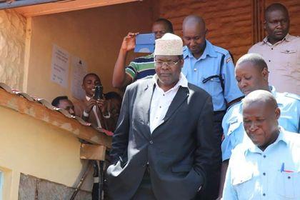 Kenya blasted over opposition leader's court absence