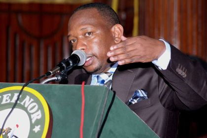 Drama as goons disrupt report on Sonko's 'poor' leadership