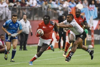 Fiji race past Kenya for Vancouver 7s win