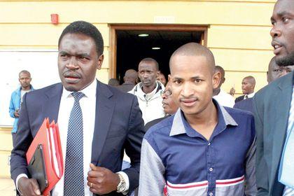 Babu Owino Babu Owino loses Embakasi East MP seat