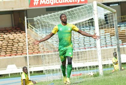 Kariobangi Sharks striker signs for Cape Town City