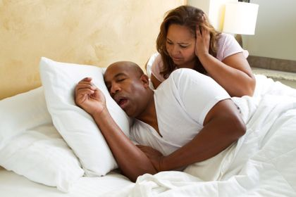 Why do men want to sleep after sex