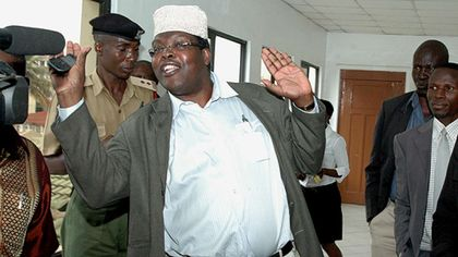 Kenya police arrest opposition member current at Odinga's 'swearing in'