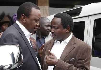 Kalonzo on Constitution push for referendum