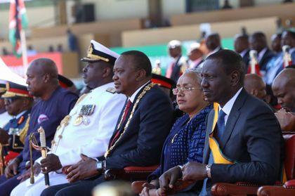 Kenya: Uproar Over Recipients of State Award
