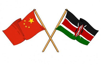 Image result for CHina Kenya
