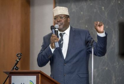 Police lock down JKIA terminal as Miguna refuses to sign citizenship papers