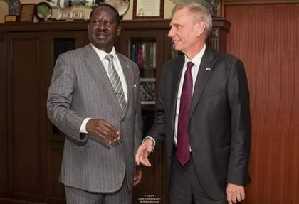 Senator Kyle McCarter set to replace Godec as United States envoy to Kenya