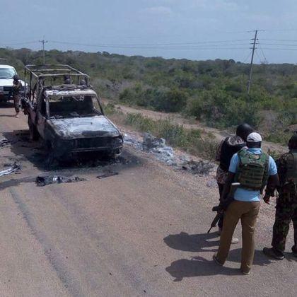 Al-Shabaab ambush Lamu village, give radical lecture