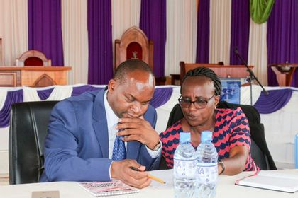Deputy Governor Caught In Bed With Another Man's Wife