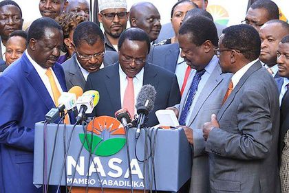 Kenya TV stations to remain off-air after Odinga 'inauguration'