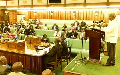 Uganda President says 'I love Trump'