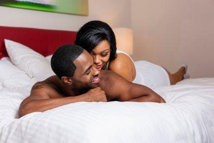 Black casual sex