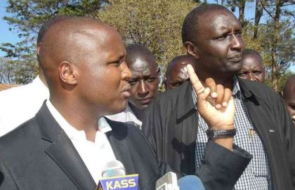 Rebel MP Alfred Keter's election nullified