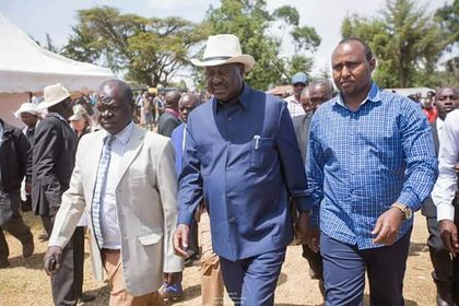 Kenya: We Don't Recognise Raila Swearing-in - DP William Ruto