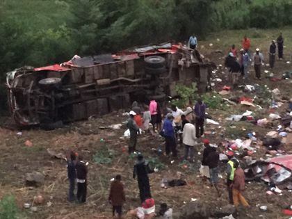 Fort Ternan bus crash: What we know so far