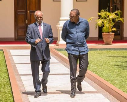 President Uhuru Fires Seven Cabinet Secretaries, Appoints Them as Foreign Envoys