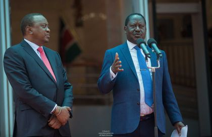 Deported Odinga ally slams peacetalks with Uhuru as a betrayal