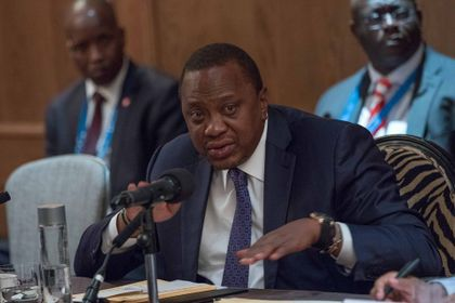 Kenya's president signs new law that criminalises fake news, obscene content