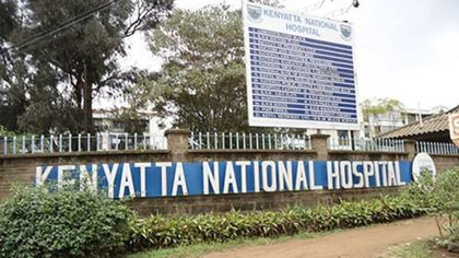 Uproar among Kenyans after KNH doctors operate on wrong patient