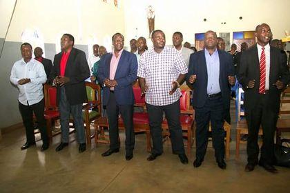 Heavy rains leave Uhuru 'marooned' at State House, skips devolution conference