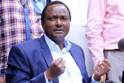 Kalonzo now says Raila oath was illegal