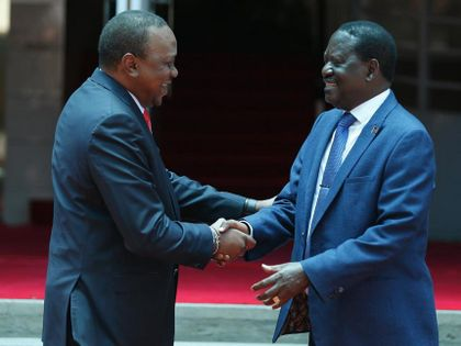 Kabando wa Kabando: I have been vindicated after Uhuru-Raila talks