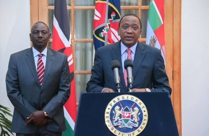 President Kenyatta visits South Africa to shore up bilateral ties