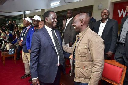 Raila Odinga to deliver lectures at Cambridge and Oxford