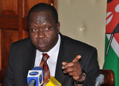 Confusion as Raila Odinga attends Matiang'i, Boinnet sentencing but leaves hurriedly