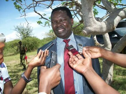Kenya: Kitui West MP Francis Nyenze Dies Aged 60 in Nairobi
