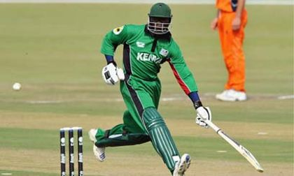 Kenya lose second match in U19 Cricket World Cup