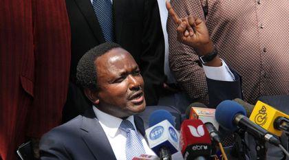 POLITICAL PROMOTION: NASA Supporters Demand Joho to Take Oath as Raila's Deputy